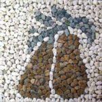 Мраморная декоративная крошка