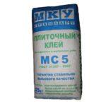 Клей плиточный МС 5