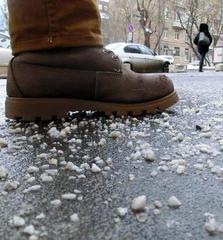 Техническая соль для дорог